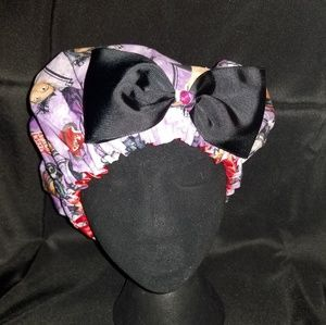 Other - Handmade satin lined hair bonnet